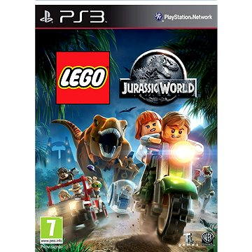 LEGO Jurrasic World - PS3 (5051892192187)