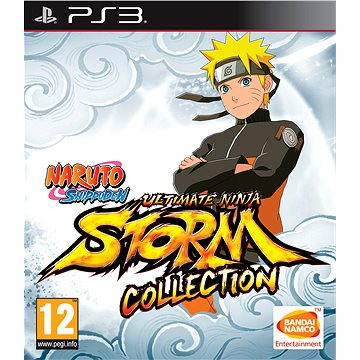 Naruto Shippuden: Ultimate Ninja Storm Collection - PS3