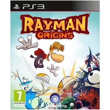 Rayman Origins - PS3 (3307215695111)