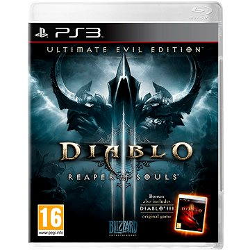 Diablo III: Ultimate Evil Edition - PS3 (87175CZ)