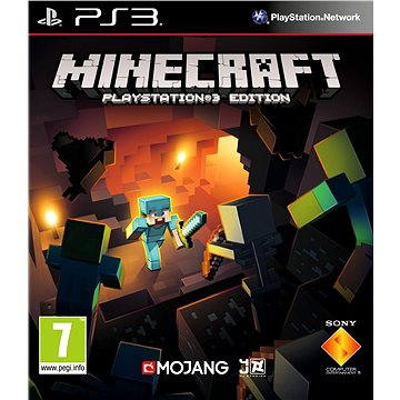 Minecraft - PS3 (PS719413219)