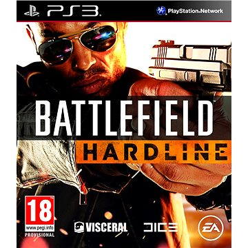 Battlefield Hardline - PS3 (C0038617)