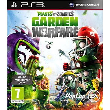 Plants vs Zombies Garden Warfare - PS3 (1004809)
