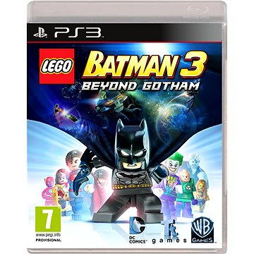 LEGO Batman 3: Beyond Gotham - PS3 (5051892177566)