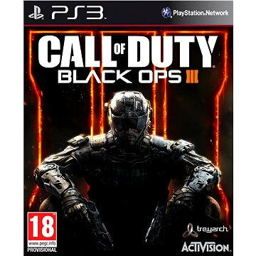 Call of Duty: Black Ops 3 - PS3 (87454EM)