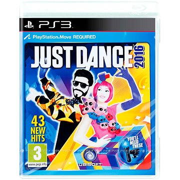 Just Dance 2016 - PS3 (USP30205)
