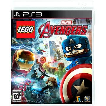 Lego Avengers - PS3 (5051892195034)