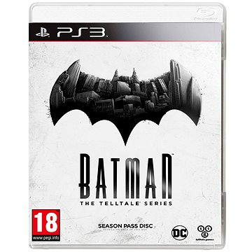 Telltale - Batman Game - PS3