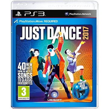 Just Dance 2017 - PS3 (USP30206)