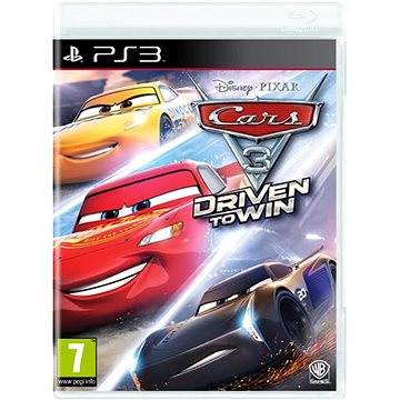 Cars 3: Driven to Win - PS3 (5051892208758)