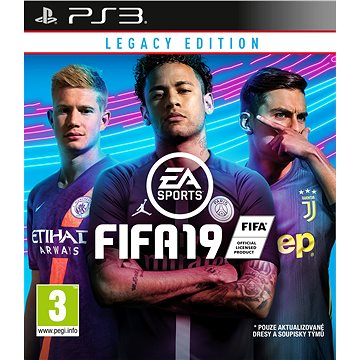 FIFA 19 - PS3 (1063812)