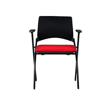 MOSH 1506 černo/červená - uvedená cena je za 2ks !!! (MSH-ECC-14)