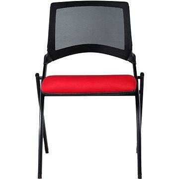 MOSH 1508 černo/červená - uvedená cena je za 2ks !!! (MSH-ECC-06)