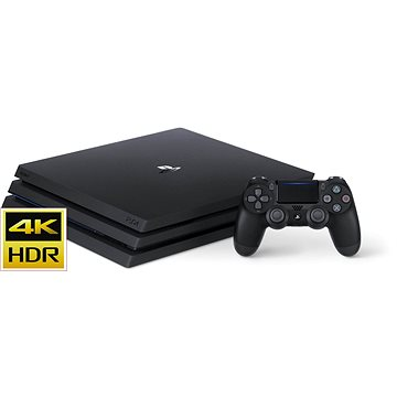 PlayStation 4 Pro 1TB (PS719936961) + ZDARMA Hra pro konzoli WipEout: Omega Collection - PS4 Časopis PlayStation Magazín