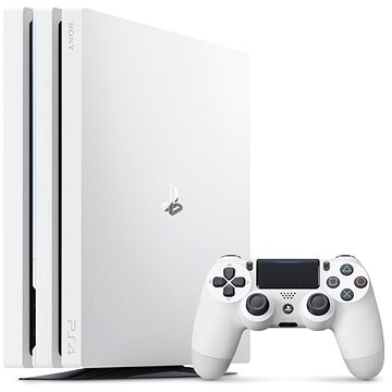 PlayStation 4 Pro 1TB - Glacier White (PS719929260)
