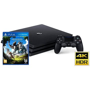 Sony Playstation 4 - 1TB PRO + Hra Horizon: Zero Dawn