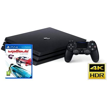 Sony Playstation 4 - 1TB PRO + Wipeout: Omega Collection