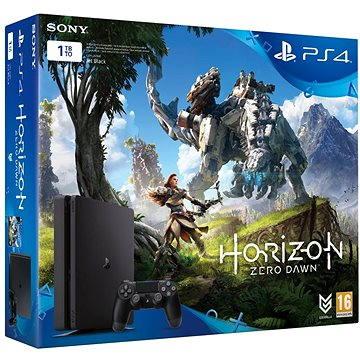 Sony PlayStation 4 - 1TB Slim Horizon Zero Dawn Edition (PS719826163)