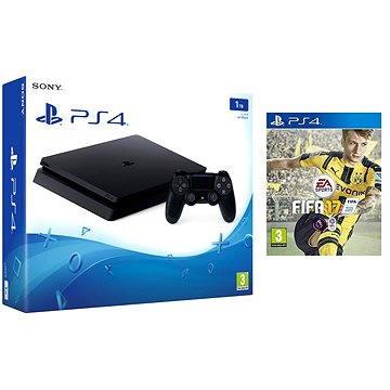 Sony Playstation 4 - 1TB Slim + FIFA 17