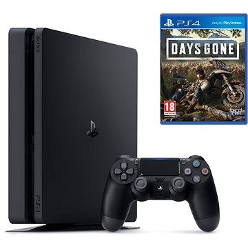 PlayStation 4 Slim 500 GB + Days Gone ()