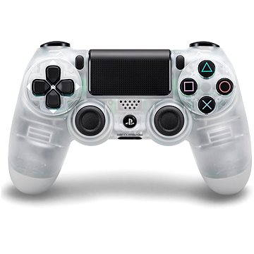 Sony PS4 DualShock 4 (Crystal) (PS719801351)