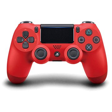 Sony PS4 Dualshock 4 - V2 (Magma Red) (PS719814153)
