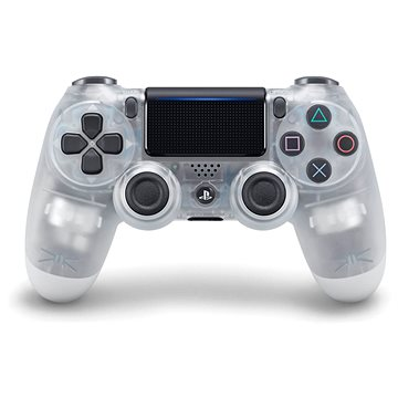 Sony PS4 Dualshock 4 V2 - Crystal (PS719868361)