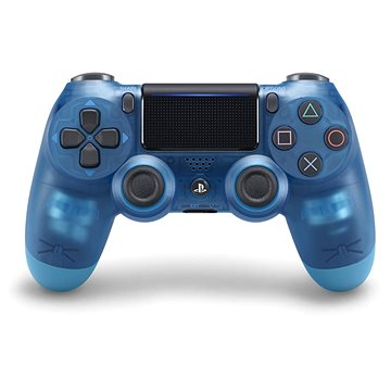Sony PS4 Dualshock 4 V2 - Crystal Blue (PS719869269)