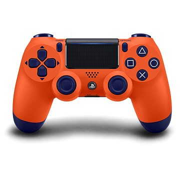 Sony PS4 Dualshock 4 V2 - Sunset Orange (PS719873969)