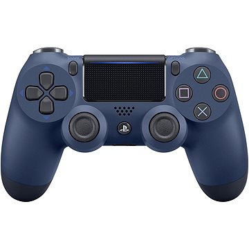 Sony PS4 Dualshock 4 V2 - Midnight Blue (PS719874263)
