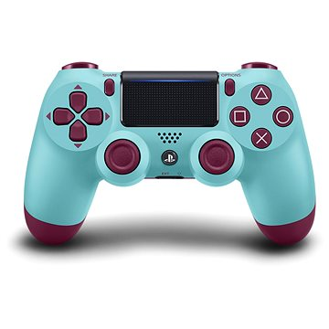 Sony PS4 Dualshock 4 V2 - Berry Blue (PS719718611)