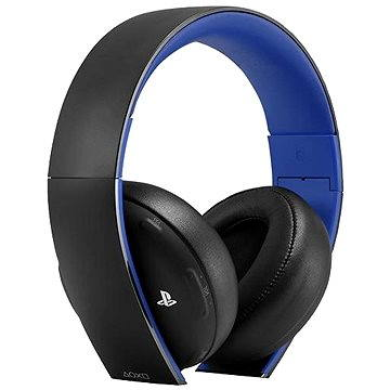 Sony PS4 Wireless Stereo Headset 2.0 Boxed Black (PS719281788)