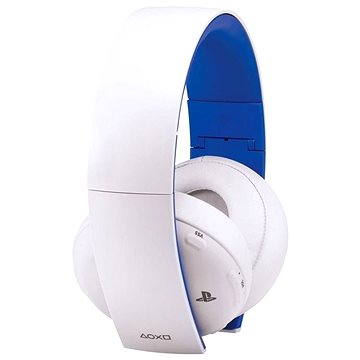 Sony PS4 Wireless Stereo Headset 2.0 Boxed White (PS719856634)