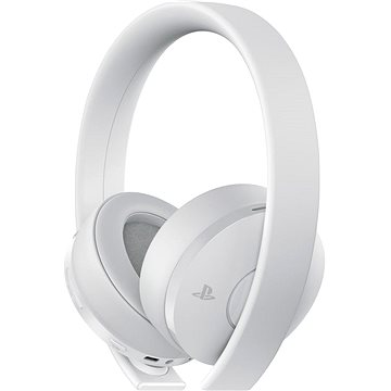 Sony PS4 Gold Wireless Headset White (PS719737612)