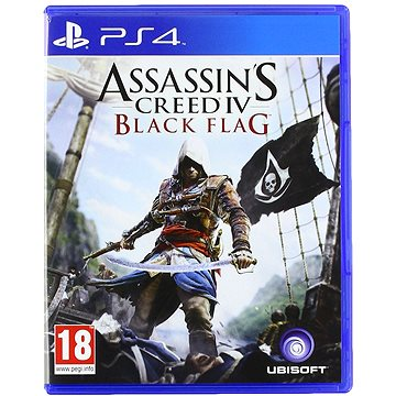 Assassins Creed IV: Black Flag - PS4 (3307215715284)