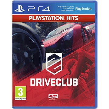 DriveClub - PS4 (PS719413172)