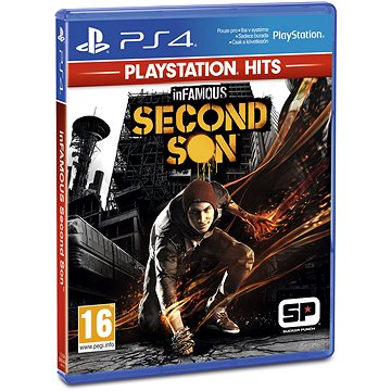InFamous: Second Son - PS4 (PS719279174)