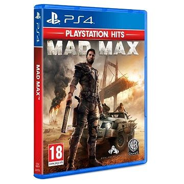 Mad Max - PS4 (5051892158985)