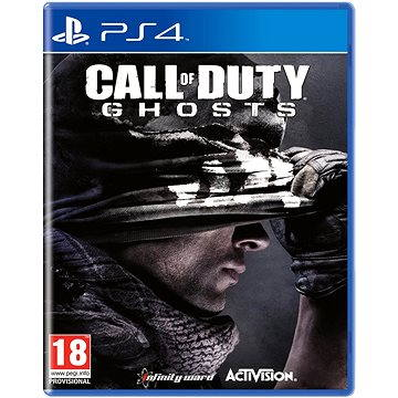 Call Of Duty: Ghosts - PS4 (84679EM)