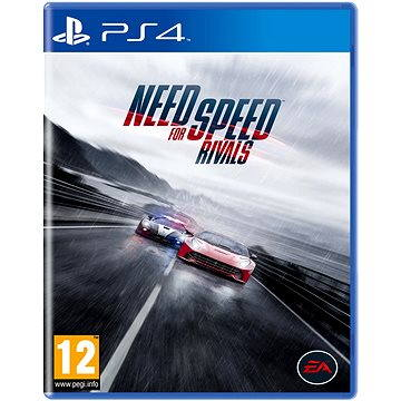Need for Speed Rivals - PS4 (1071290)