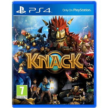 Knack - PS4 (PS719280774)