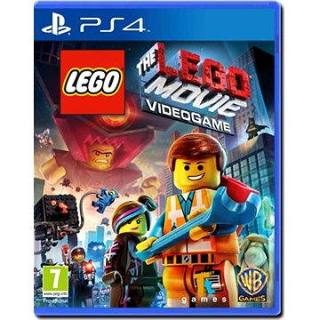 LEGO Movie Videogame - PS4 (5051892165440)