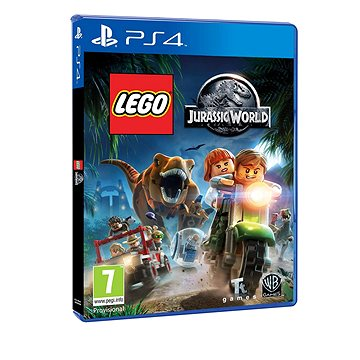 LEGO Jurassic World - PS4 (5051892192255)