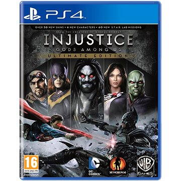 Injustice: Gods Among Us Ultimate Edition GOTY - PS4 (5051892156059)