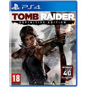 Tomb Raider: Definitive Edition - PS4 (5021290060876)