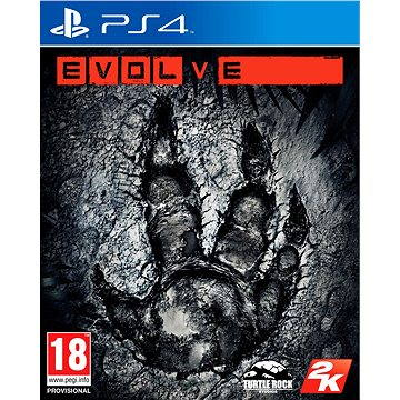 Evolve - PS4 (5026555417211)
