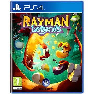 Rayman Legends - PS4 (3307215774526)