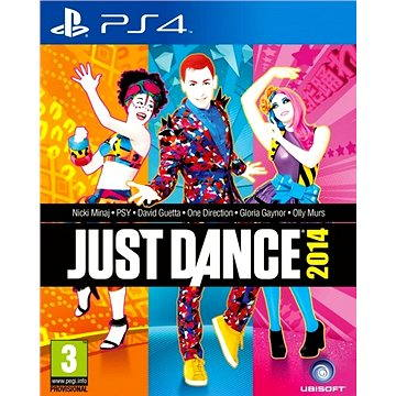 Just Dance 2014 - PS4 (USP40360)