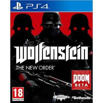 Wolfenstein: The New Order - PS4 (5055856402213)