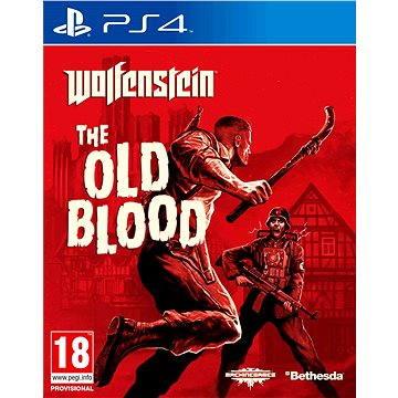 Wolfenstein: The Old Blood - PS4 (5055856404989)